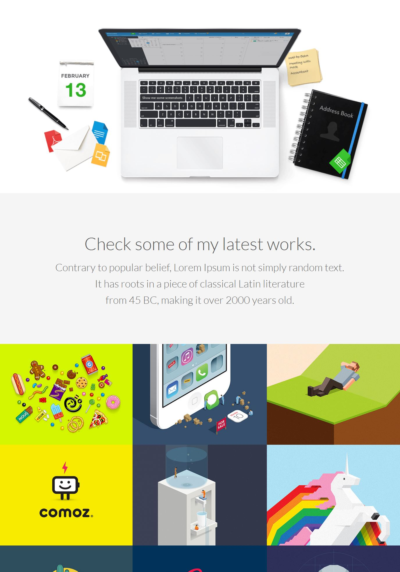 40+ Shocking Free HTML5 Bootstrap Templates 2018