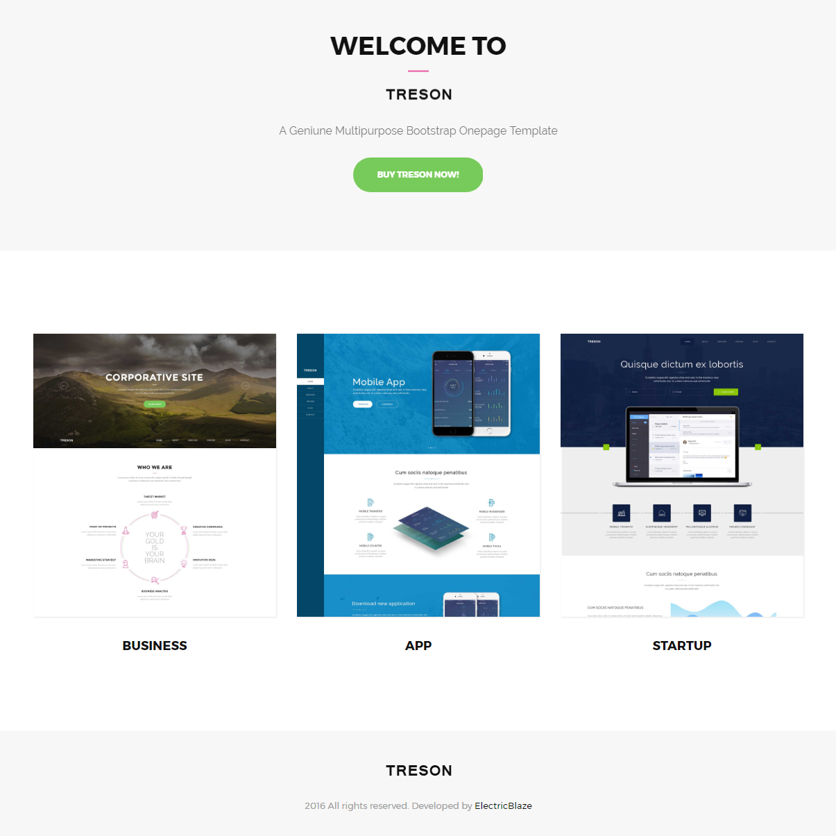 40+ Shocking Free HTML5 Bootstrap Templates 2019