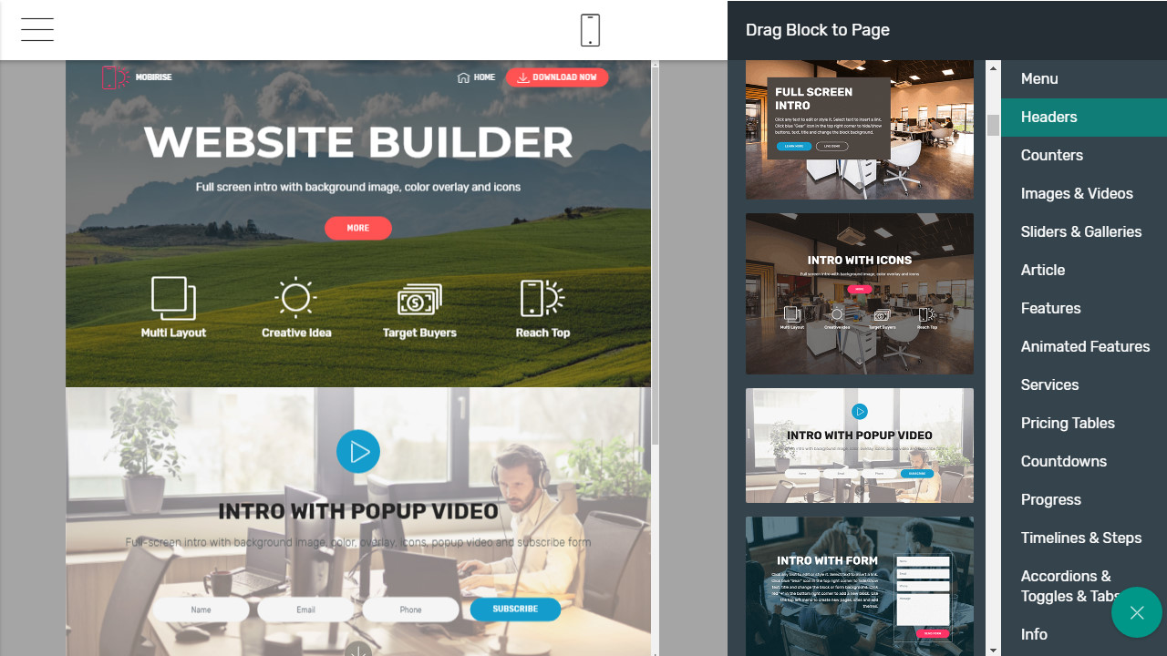 Wonderful Mobile Friendly Bootstrap Builder Review 2020